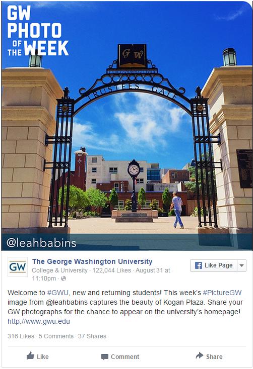 Digital of life - George Washington University