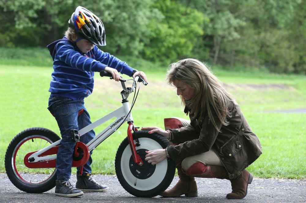 Digital of life - Jyrobike self-balances to keep kids on the straight and narrow