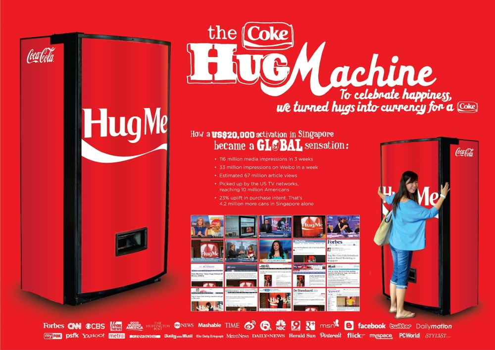 Digital of life - Share a Coke to Open Happiness