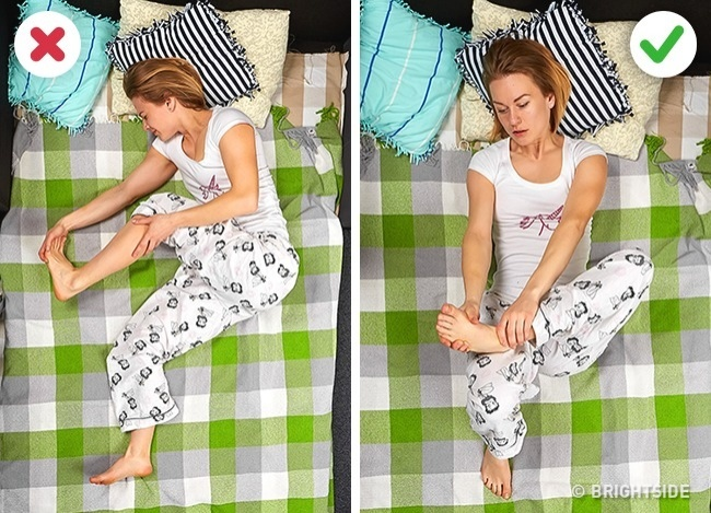 Digital of life - How to Fix All Your Sleep Problems With Science - Leg Cramps